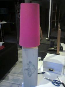 Lampe boite de champagne photo00981-225x300