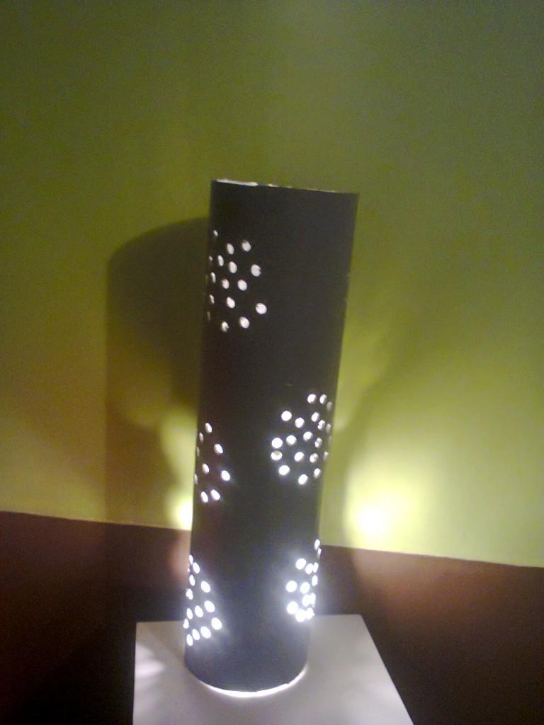 Lampe avec tuyau pvc tendancerecup - Comment decoller un tuyau pvc ...